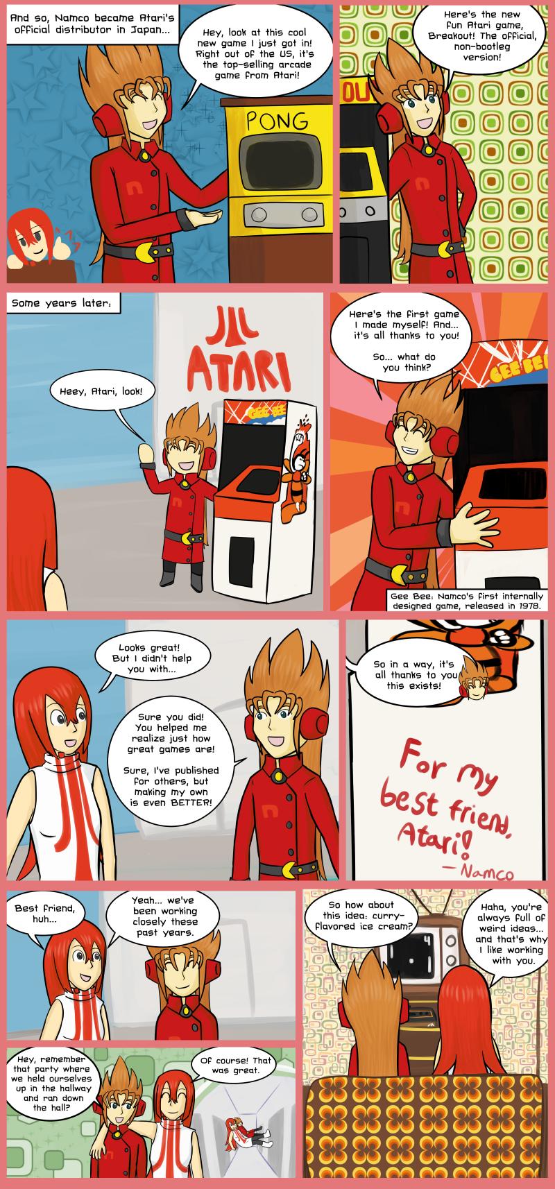 Namco and Atari: The Backstory - 2